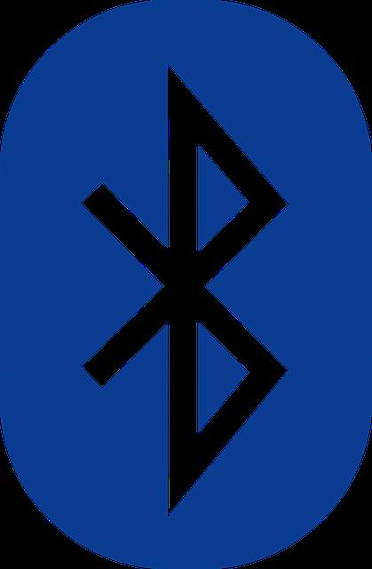 bluetooth graphic