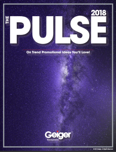 The Creative J Pulse catalog