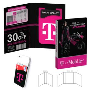 promotional marketing card