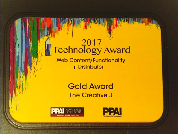 PPAI Tech Award